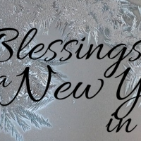 A Blessing for the New Year